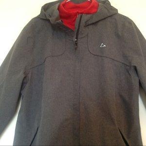 ☀️30% 2+ Breathable rain jacket NWOT